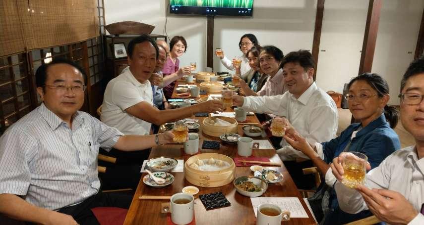 顧爾德專欄:韓市長的玩笑與郭董的「錢邏輯」