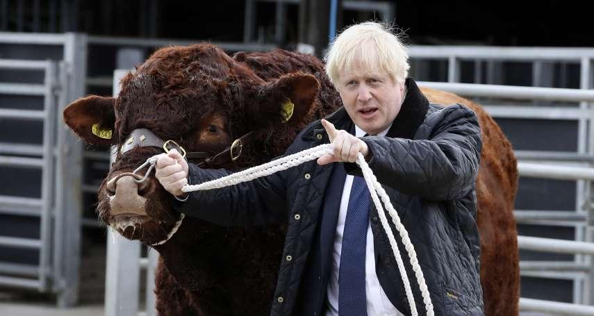 新新聞》英相強森高舉民粹搞「脫歐」,不畏國會同黨倒戈
