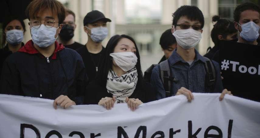 孫慶餘專欄:民主尚未成功,香港仍須努力!