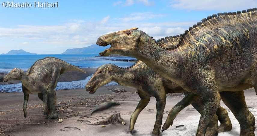 體重超過5噸!日本發現新品種恐龍「神威龍」,號稱「日本龍神」