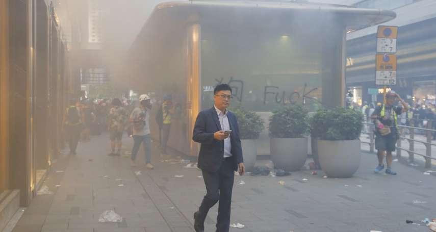 觀點投書:假民主恐令台灣成下一個香港