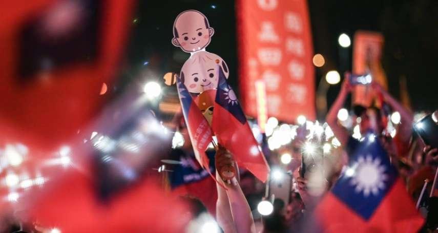 王冠璽觀點:臺灣的「民主」選舉就是選自己的「頭人」
