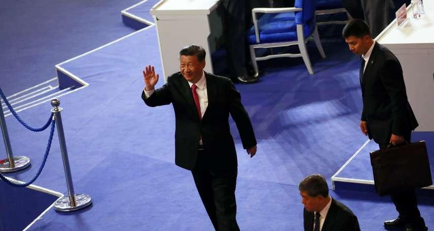 「中國過度干預、高估自身處理能力」《紐約時報》:香港反送中動搖習近平統治地位