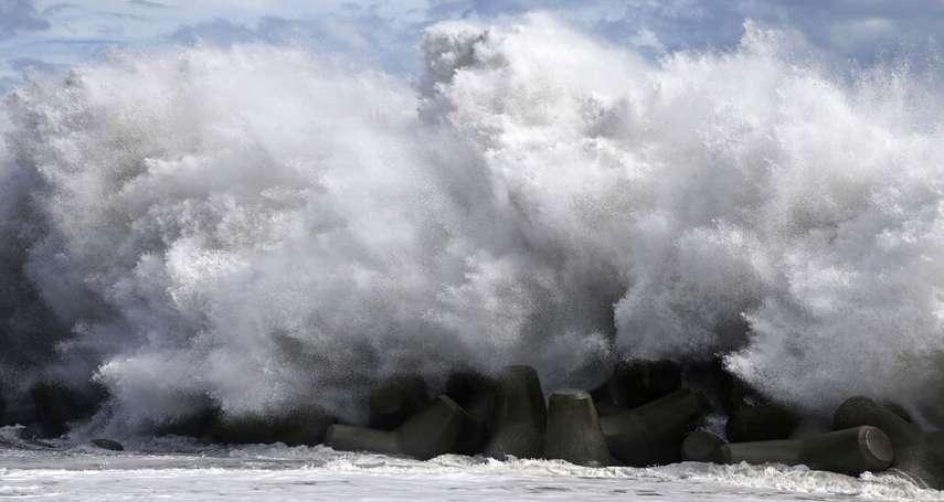 今年第1颱生成 下周小心「黃蜂」合體梅雨鋒面下暴雨