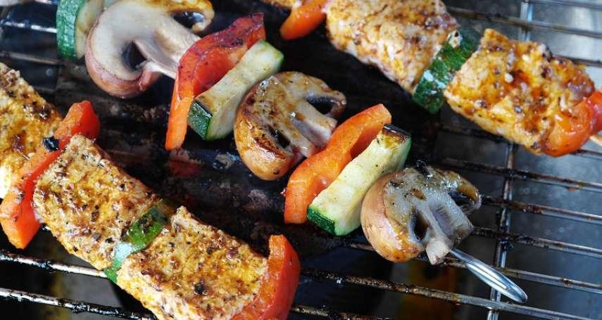 中秋烤肉好開心?當心早衰、失智症上身!專家教你怎麼吃才健康