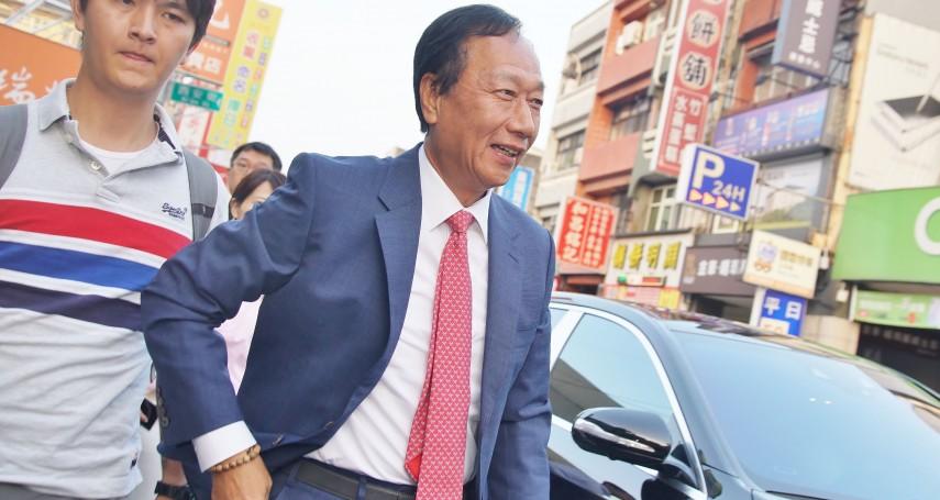 TVBS民調》藍綠對決蔡英文勝出 郭台銘加入後韓國瑜逆轉勝