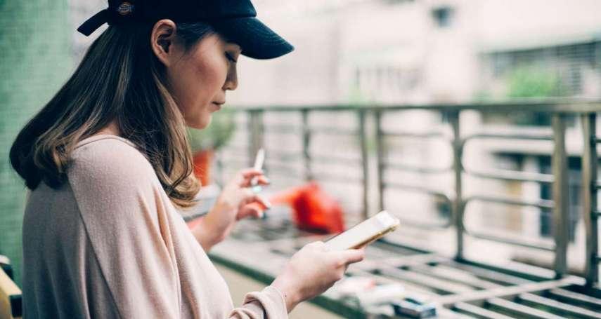 青少年吸「菸」吸到要換肺,美國政府決定禁售電子菸!專家:電子菸可能不比香菸安全