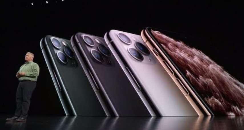 BBC的iPhone11測評:首創「三眼」鏡頭,但沒有5G、創新力道也不足
