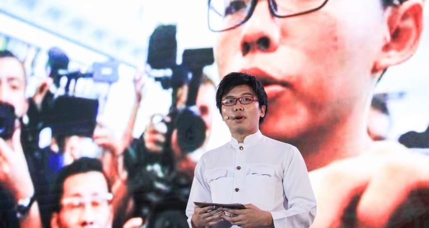 「今日香港,明日泰國!」泰國青年社運領袖秦聯豐談「反送中」:香港象徵民主希望,是泰國年輕世代效法的榜樣