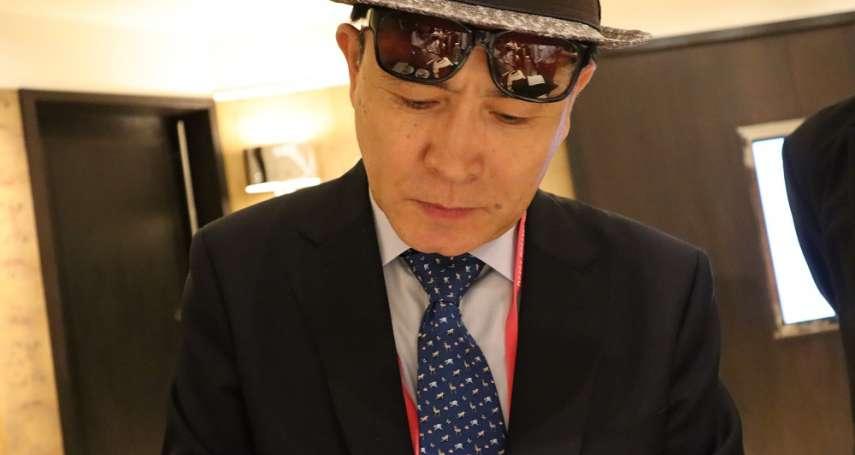金正恩的頭號暗殺對象,原來是暖男!前北韓外交官太永浩首度來台,替書迷簽名還大秀流利中文