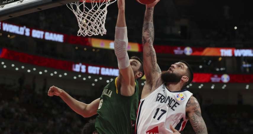 NBA》綠衫軍新中鋒歷經世界盃洗禮 巴頓看好他在聯盟立足