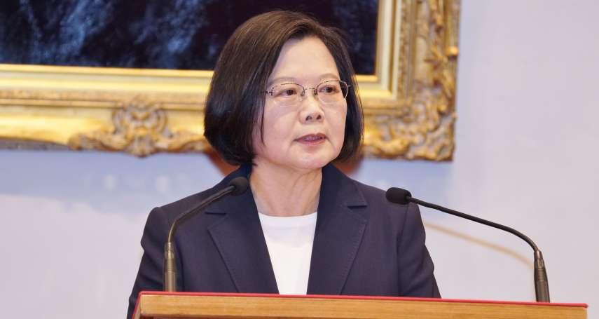 痛批呂秀蓮「墮落」 徐世榮:蔡總統的博士論文已經重新上架
