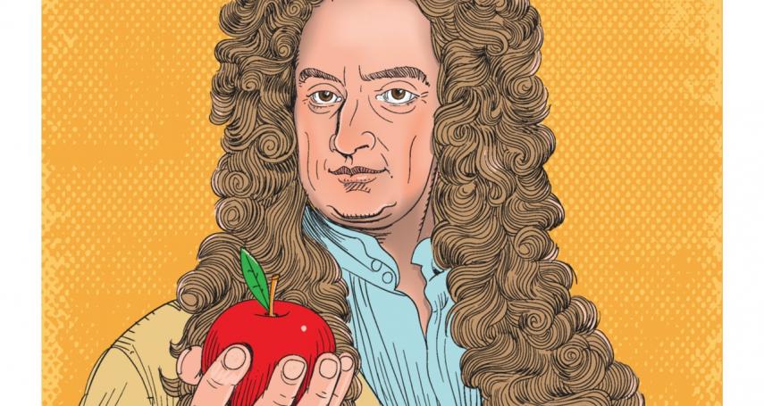 牛頓會發現萬有引力,才不是因為被蘋果砸到頭!揭開課本沒寫的百年真相…