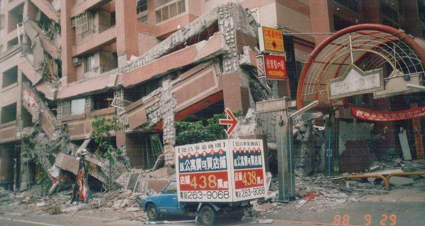 黃榮村專文:遊走在災區的集體焦慮與生命的火光