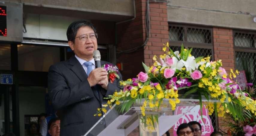 新竹縣市放假不同、林智堅被罵翻  民進黨發言人爆:楊文科宣布放假後就出國了