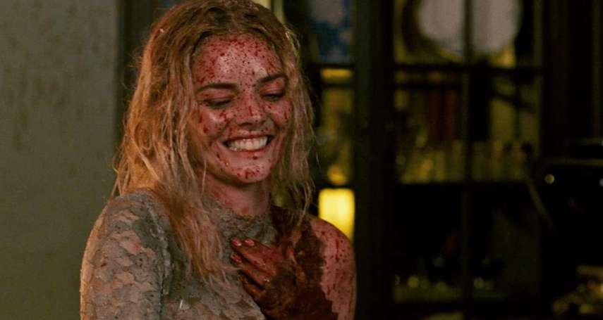 蕾絲禮服染滿鮮血,洞房燭夜成獵殺新娘大賽…YouTuber圓夢拍出今夏最驚悚恐怖鉅作