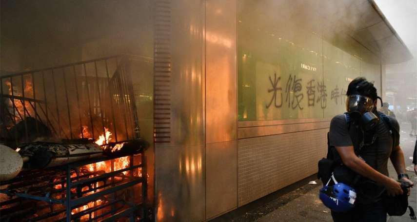 香港示威中的港鐵: 從國際典範到屈服中國壓力的「黨鐵」