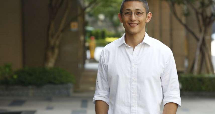 新新聞》「特戰男神」吳怡農:用經濟學觀點看國防是我的強項