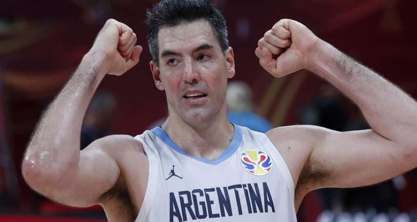 籃球》史科拉世界盃打出回春身手 中國、西班牙、阿根廷聯賽都要他