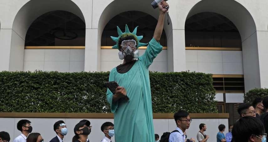 「台灣有天可能也需要香港幫助」23歲台青募2千副防毒面具 撐港護民主