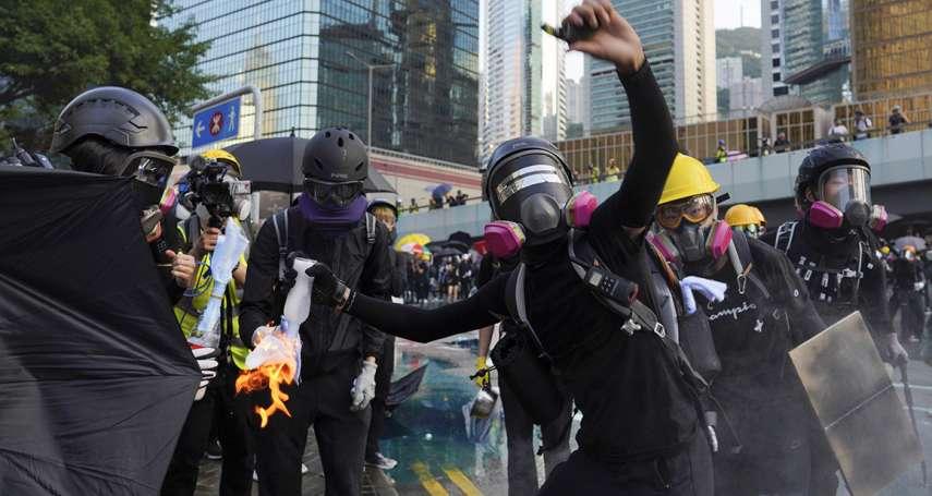 「香港解密」網站洩露抗爭者個資,中國官媒鼓勵網民「廣為轉發」