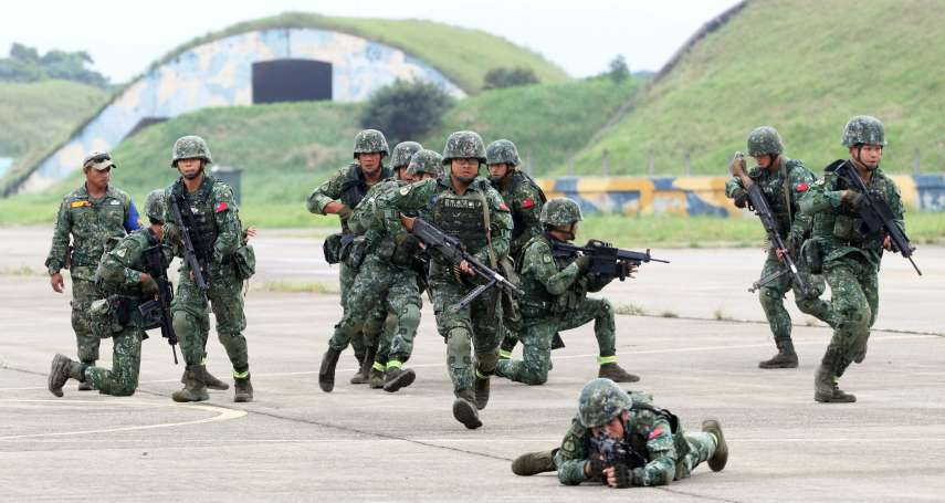 直擊特戰部隊「戰術任務行軍訓練」!限制空間戰鬥、戰傷救護、小部隊戰鬥完整呈現