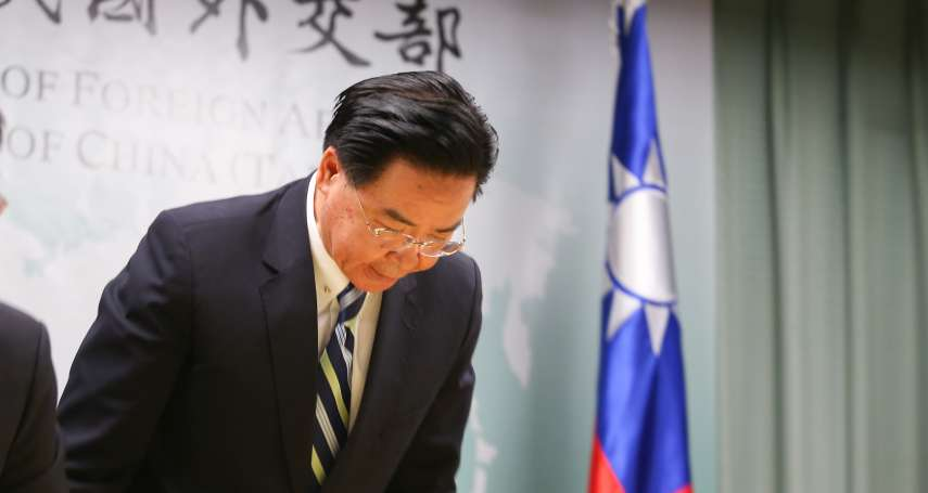 左正東觀點:買戰機,撐香港,可以解釋斷交嗎?