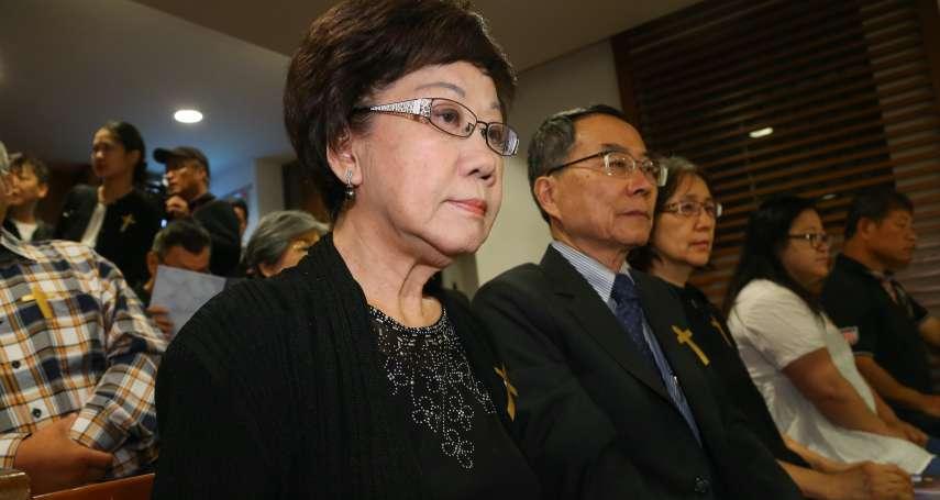 卓榮泰:呂秀蓮若執意參選總統,民進黨一定要做處理