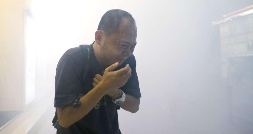 從阿Sir變黑警?國際特赦組織指控港警濫捕、對抗爭者施用酷刑