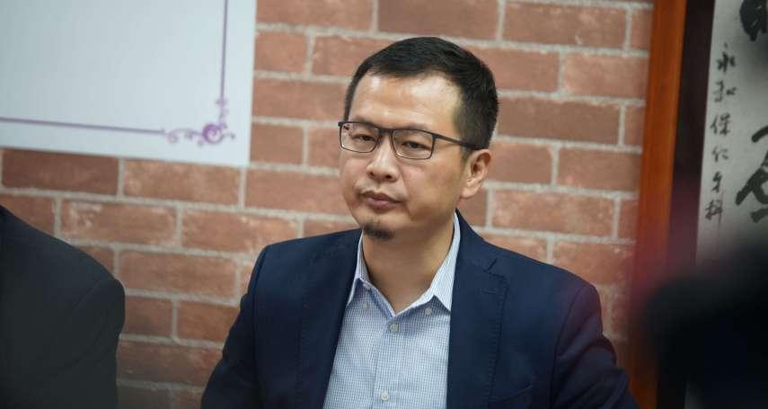 羅智強幫呂秀蓮簽總統連署書 強調「票還是會投韓國瑜」