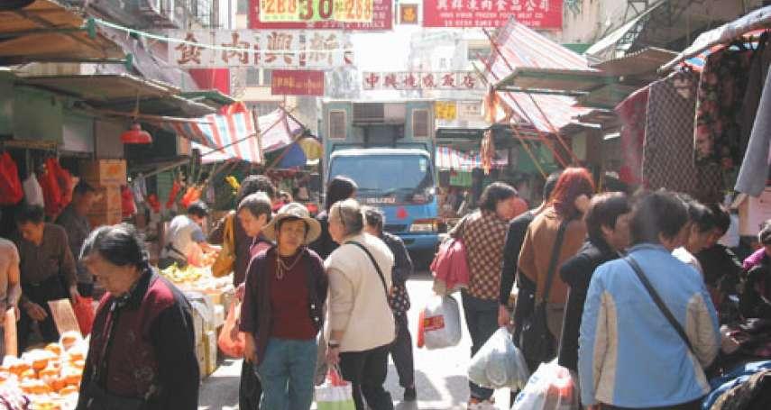 催淚蛋、以眼還眼、五大素球……香港餐館驚現「抗議菜」,老闆向「香港歷史的關鍵時刻」致敬