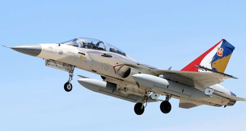 台灣全島都是中國「攻擊的正面」 來認識保衛台海安全的新一代空中兵力