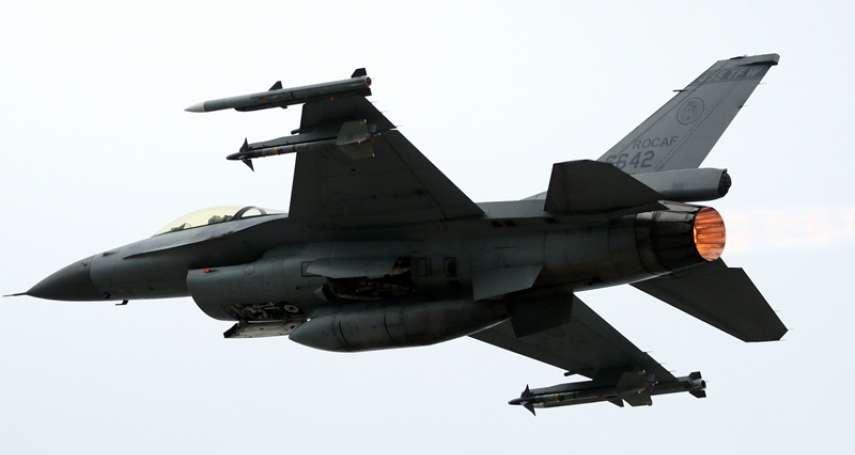 美方建議採購的電戰裝備「舊型且有洩密疑慮」?空軍說話了!