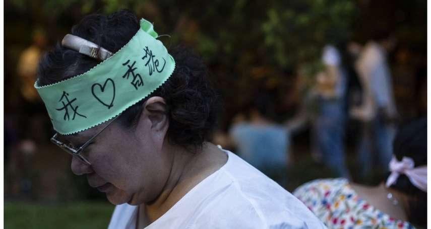 「反送中」引發家庭失和……當子女負氣離家,香港父母最大的困擾:怕下一個被捕的是自己孩子
