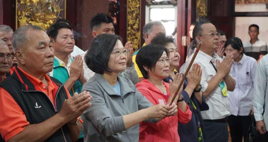 王裕文觀點:勞工需要的是媽祖婆,不是辣台妹