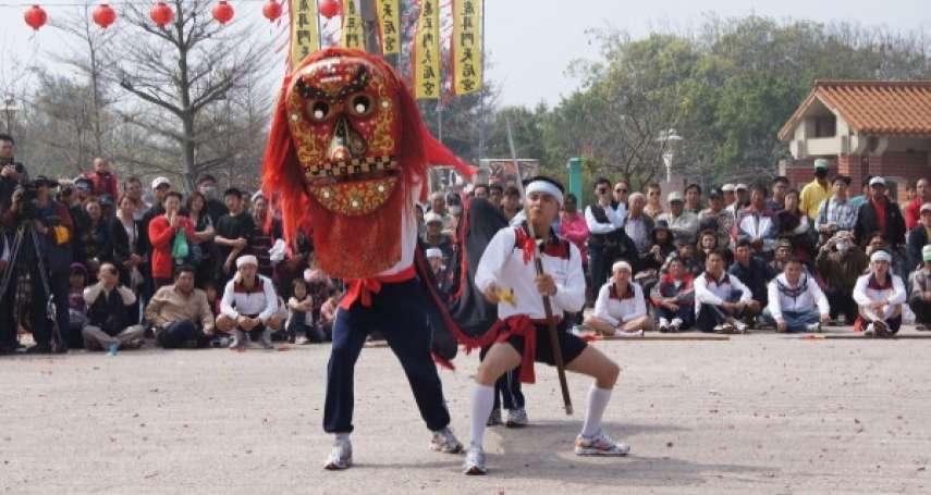 立足臺南 放眼傳統表演藝術的國際視野