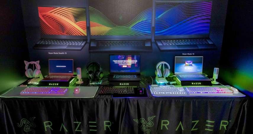 Razer 推出全新電競筆電 Blade Stealth 13 ,搭配旗下產品打造全球最大遊戲生態系統
