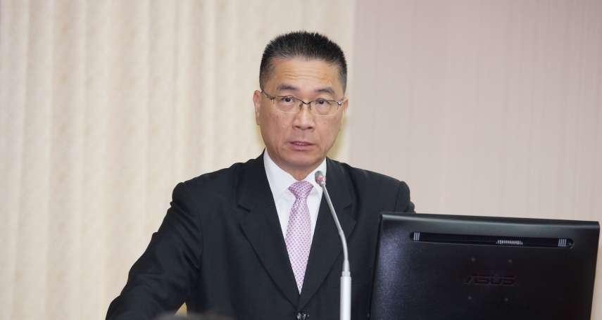 觀點投書:「不可將台港做比擬」,徐國勇說了句大真話