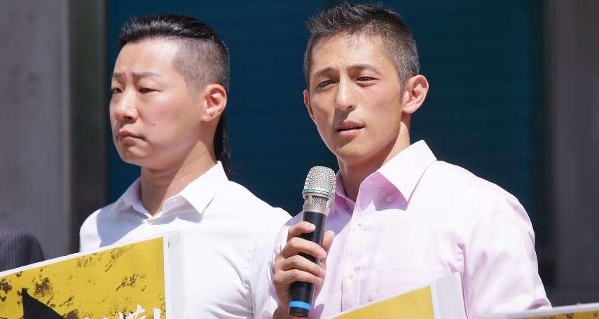 聯合作戰!洪慈庸、吳怡農等組跨黨派「前線」 網聚、大型造勢衝選舉聲量