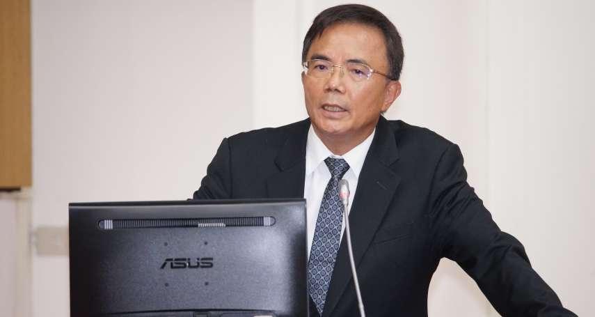 新新聞》蔡碧仲律師界南霸天國會上身,一打二舌戰藍委