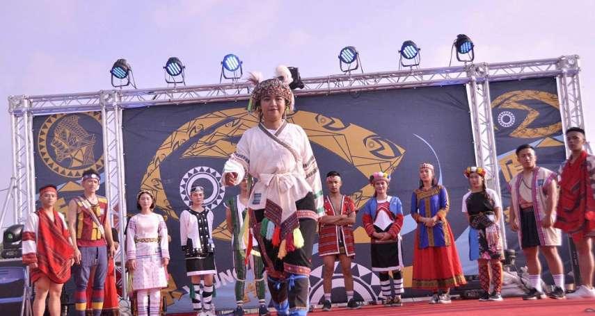 另類學生社團發揮創意 修平「馬拉桑社」熱鬧學原住民歌舞