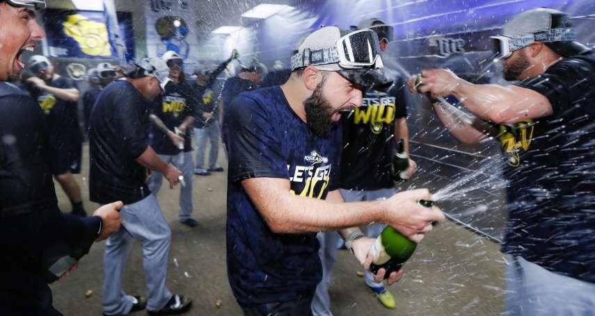 MLB》近19戰狂飆17勝 釀酒人搭上國聯季後賽末班車