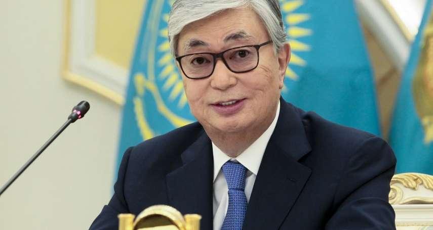 中國又爆外交風波》網路瘋傳「哈薩克渴望回歸中國」惹不滿 微信微博急刪文滅火