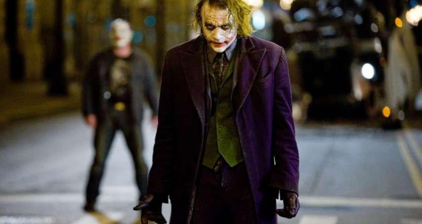 禁閉狹窄客房43天、要求肉搏不用替身,男星不惜為此送掉性命…經典小丑究竟有多迷人?