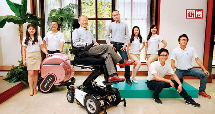 康揚》攜手中國山寨商,「反著做」前進印度市場:「比修正錯誤的速度」嘉義輪椅王賣到40國