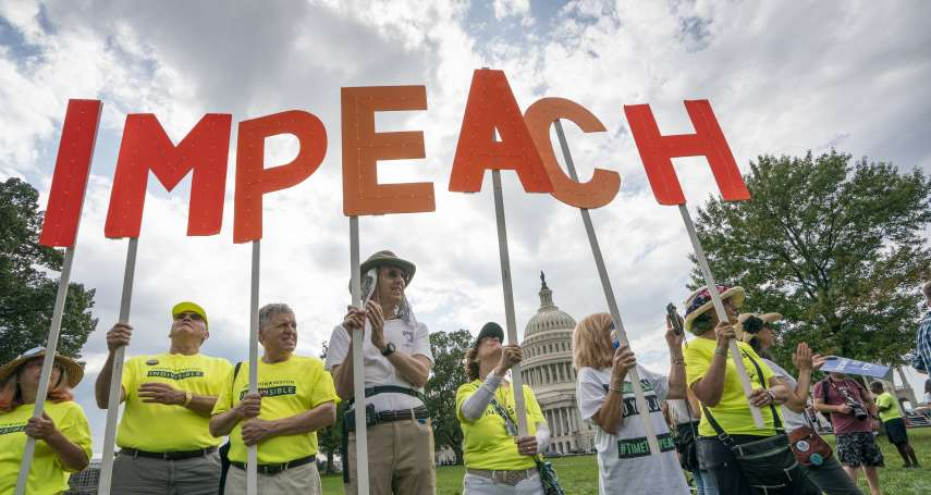 閻紀宇專欄:吹哨者,一位顛覆美國政局的無名英雄,也許又是「推倒白宮的男人」