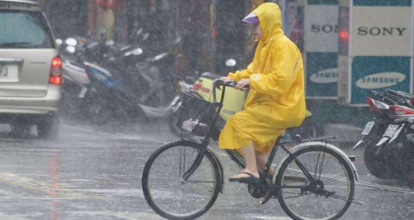 颱風假有望了?中颱烟花最快今晚發布海警,氣象局曝明天開始全台嚴防豪大雨