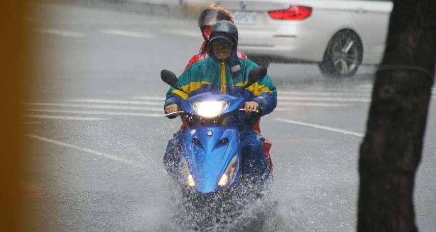 近期4颱都發生在台灣附近 氣象專家:典型反聖嬰年現象