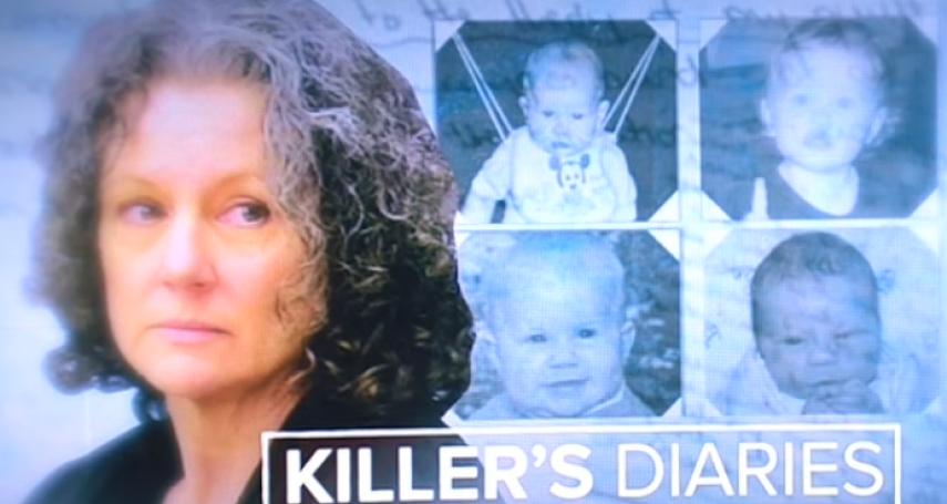 四個寶寶都活不過兩歲,澳洲「殺嬰」女子身世曝光…生父狂刺母親24刀,她從小就沒了爸媽