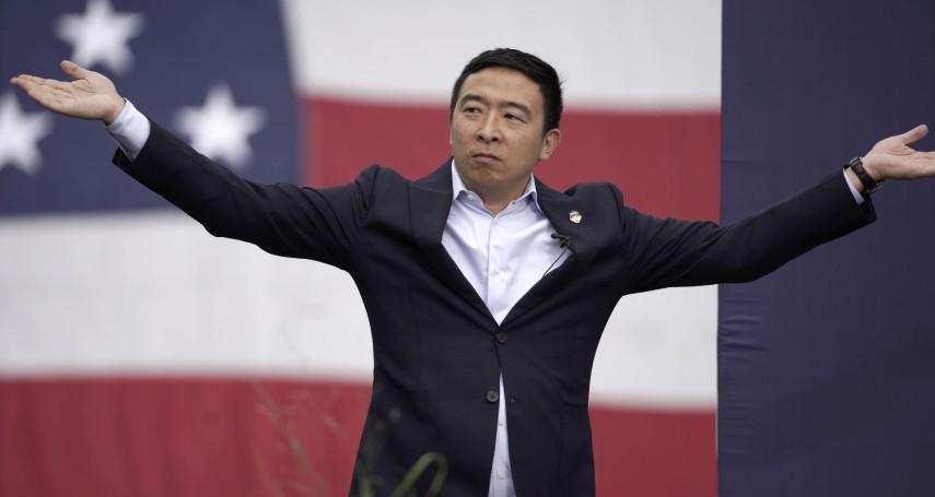 林庭瑤專欄:如果楊安澤參選台灣總統
